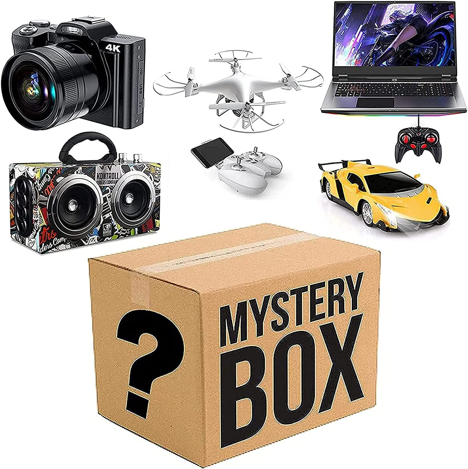 Mystery Box Boxes Super beauty product restock quality top Random Electronic Lucky Time sale Surprise