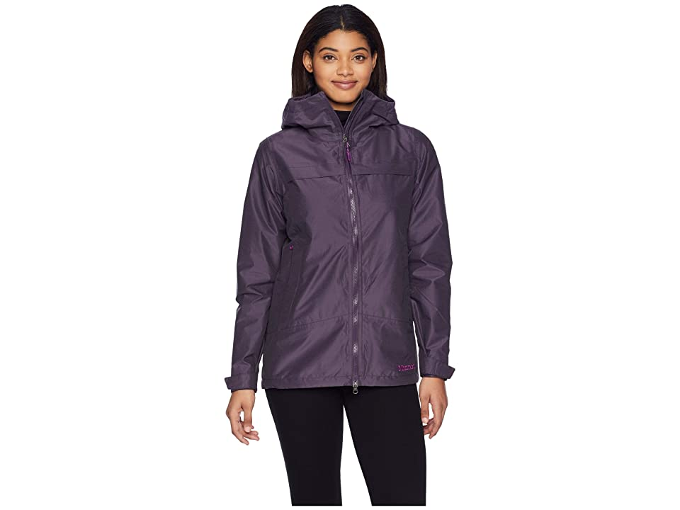 Marmot Tamarack Jacket (Purple) Women