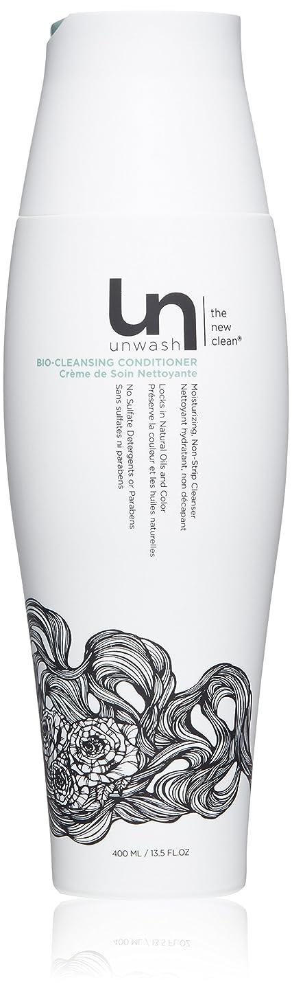 容赦ない容赦ない販売員unwash Unwashバイオクレンジングコンディショナー髪のクレンザー:共同ウォッシュクレンジング&コンディショニング、 13.5オンス