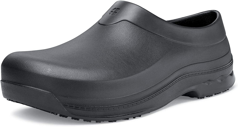 Shoes for Crews Radium Unisex Kitchen Clogs, Lightweight,