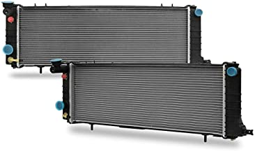 CU1193 Radiator Replacement for Jeep Cherokee L6 4.0L 1991 1992 1993 1994 1995 1996 1997 1998 1999 2000 2001