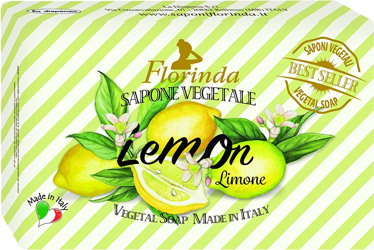 複製退屈なライセンスフレグランスソープ ベストセラーシリーズ レモン