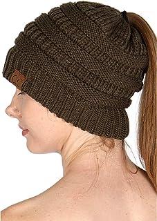 ca9663d7 Amazon.com: Greens Women's Beanies & Knit Hats
