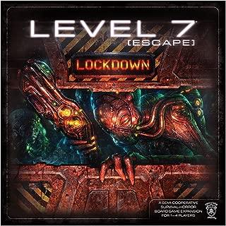 Privateer Press Level 7: Lockdown Expansion Board Game