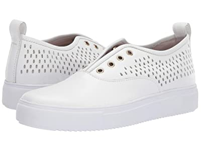 Blackstone Low Sneaker Slip-On RL67 (White) Women
