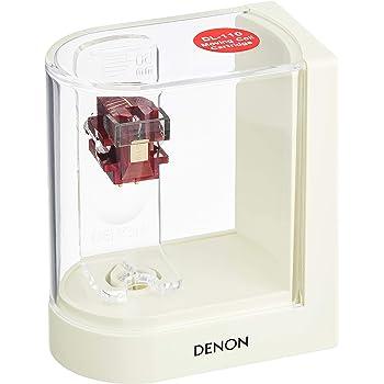 デノン Denon DL-110 高出力MC型カートリッジ レッド DL-110
