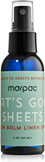 Marpac Yogasleep | That's Good Sheets (Fresh Linen) | Premium Aromatherapy Linen and Pillow Spray | Natural Essential Oil ...