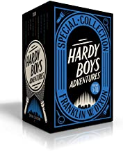 Hardy Boys Adventures Special Collection: Secret of the Red Arrow; Mystery of the Phantom Heist; The Vanishing Game; Into ...
