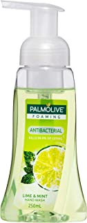 Palmolive Foaming Hand Wash Antibacterial Lime, 250 mL