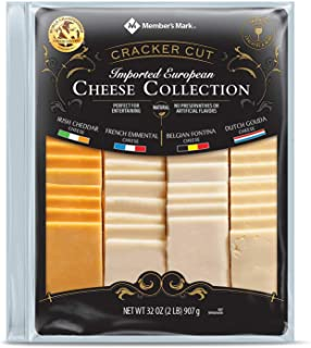 Evaxo Gourmet Selection Imported Cheeses (32 oz.)