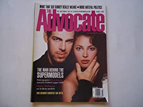The Advocate (Issue No. 668, November 15, 1994): The National Gay and Lesbian Newsmagazine (Magazine) (Cover Story Kevyn Aucoin & Inside Interview)