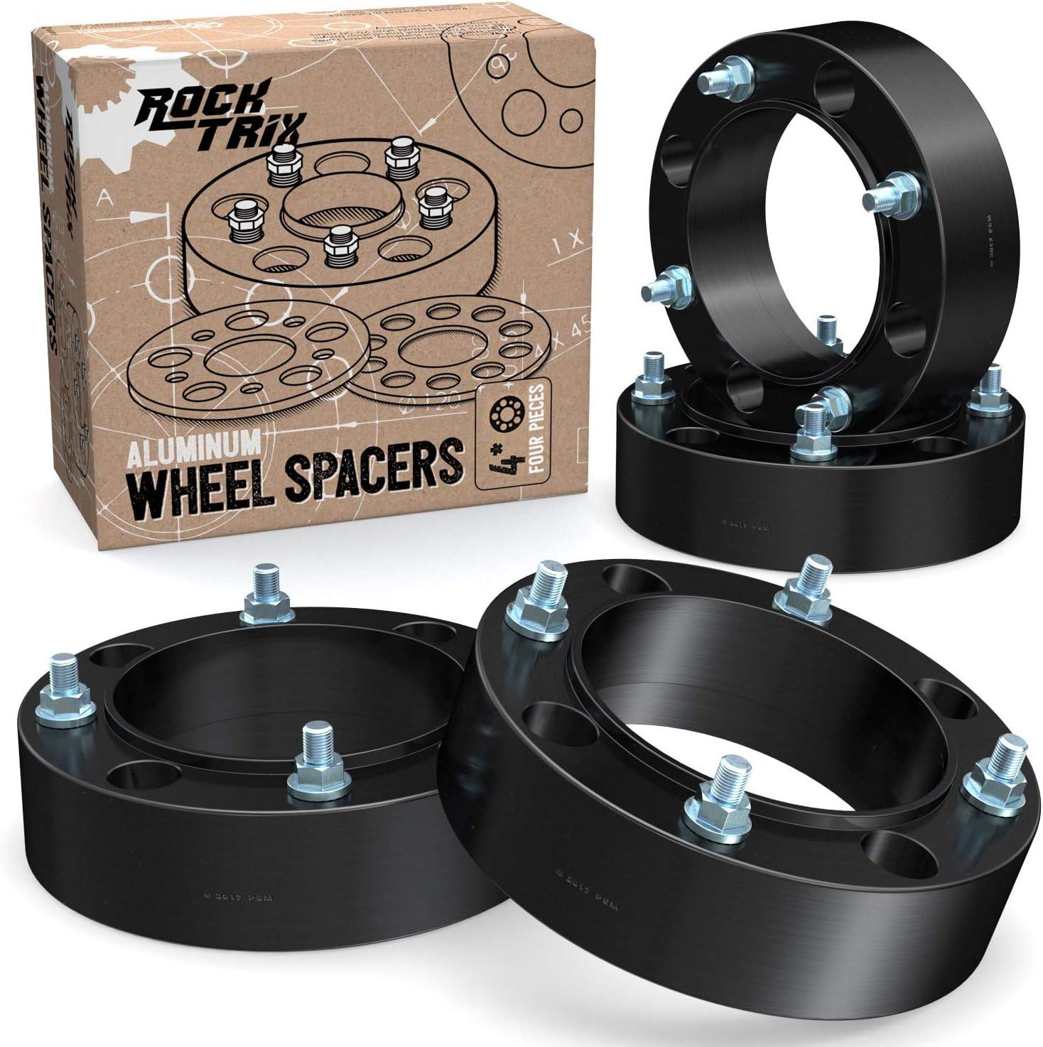 RockTrix - 1.5 inch ATV Wheel 4x156 Flat Spacers Studs 3 8x24 Al Max 89% OFF sold out.