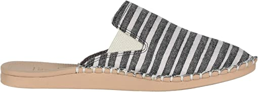 Black/Stripes