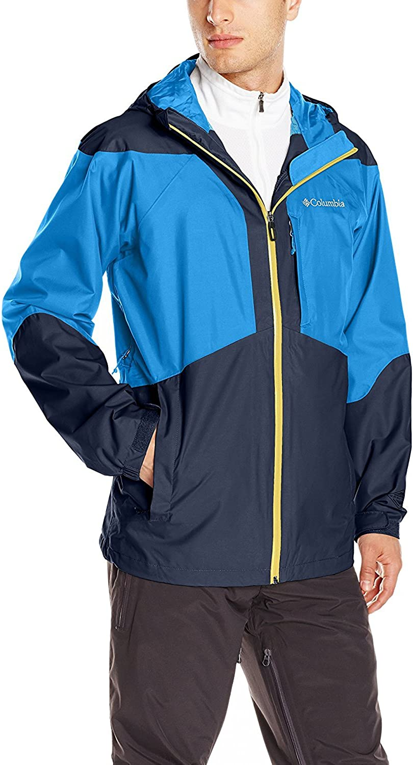 Columbia Sportswear Men's Shell Evergreen Jacket 55% OFF Limited time sale