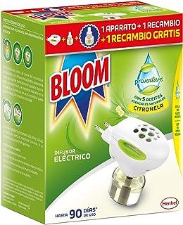 comprar comparacion Bloom ProNature Difusor Eléctrico Líquido 1 Aparato + 2 Recambios