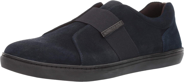 Kenneth Cole New York Mens Kam Slip on Sneaker