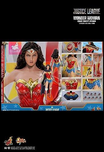 Hot Toys MMS506 - Justice League - Wonder Woman Comic Concept Version
