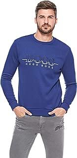 Hugo Boss Sweatshirts For Men, Blue L