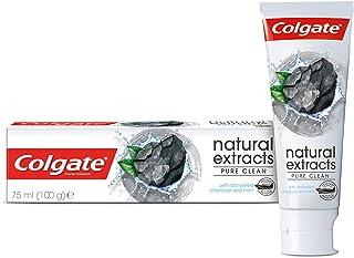 معجون اسنان بمستخلصات طبيعية لتنظيف عميق بالفحم المنشط من كولجيت، 75 مل