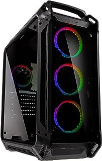 COUGAR Gaming Panzer EVO RGB Full-Tower Negro - Caja de Ordenador (Full-Tower, PC, Negro, ATX,CEB,EATX, Juego, Multi)