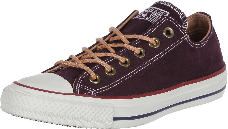 Converse Converse Converse Chucks Wine röd 151262C CT AS Peached duk svart Cherry Biscuit Egret UK 10.5 EU 44.5  köp bäst