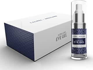 Eye Serum with Matrixyl - Revitalizing Anti Aging Eye Cream Gel Instant Tightening, Firming for Wrinkles, Crow's Feet, Bags, Dark Circles and Puffy Eyes Diminish
