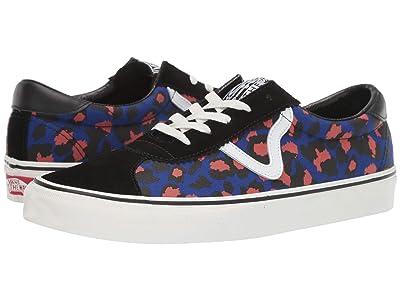 Vans Vans Sport ((Leopard) Black/Surf the Web) Shoes