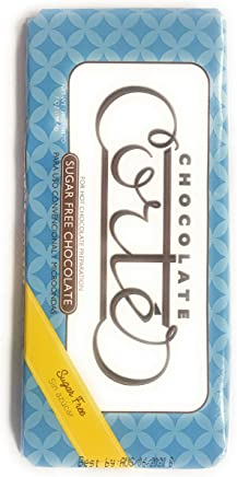 Cortes Chocolate - SUGAR FREE - 7 0z (198g) Bar