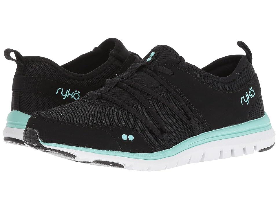 d1eea95d79d32c ... Ryka Andrea (Black Yucca Mint) Women s Shoes first rate 1c20e 87269 ...