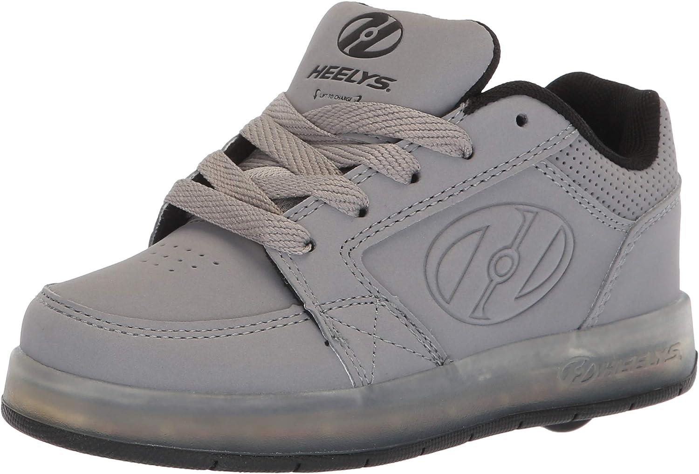 HEELYS Unisex-Child Premium 1 Lo Tennis Shoe