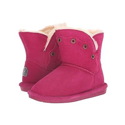 Bearpaw Kids Gypsy (Little Kid/Big Kid) (Pom Berry) Girls Shoes