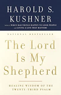 Best harold kushner the lord is my shepherd Reviews