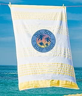 Del Sol Color-Changing Beach Towel (Surf Shop)