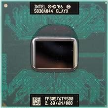Intel Core 2 Duo T9500 SLAQH SLAYX 2.6GHz 6MB Mobile CPU Processor Socket P 478-pin