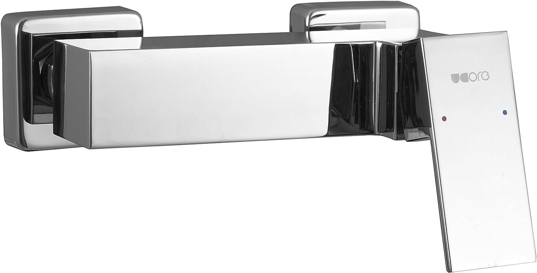 Ucore Dusche Mixer Wasserhahn, 5,51von 21,5von 4.92-inch, Silber