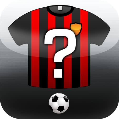Football / Soccer Shirts Quiz - Guess the Teams and Legends and Icons World Players Trivia Game
