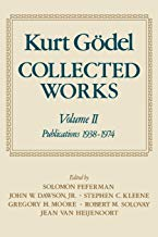 Collected Works: Volume II: Publications 1938-1974: 2
