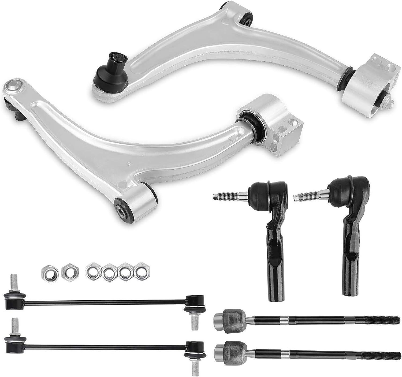 Shocks, Struts & Suspension Front Lower Control Arm Kit Compatible ...