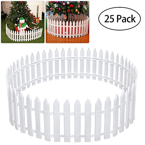 Christmas Tree Fence Amazon Com