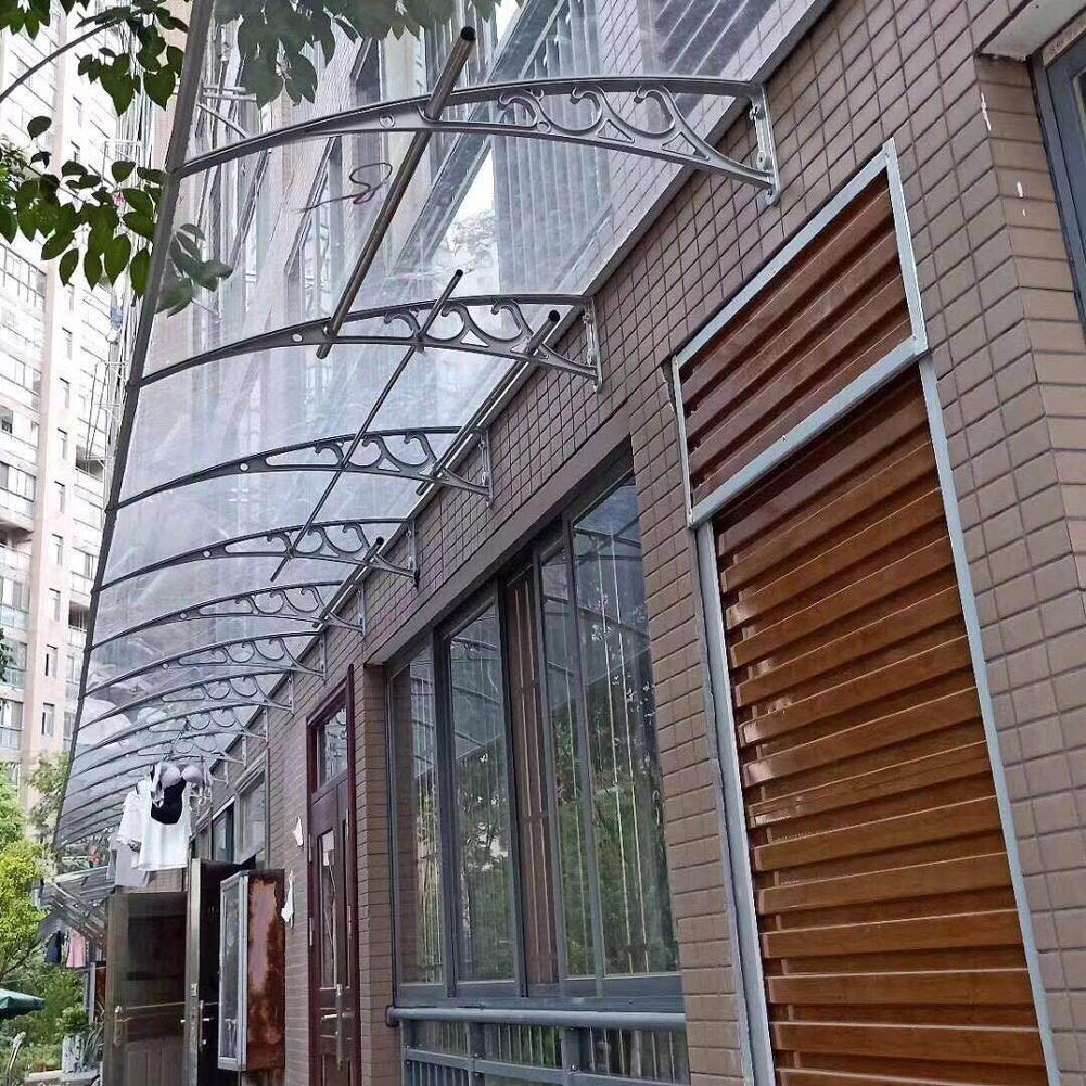 LPD Techo Puerta Exterior Tejadillo Marquesina Techo Panel De ...