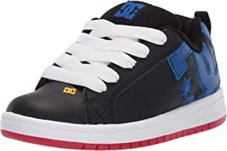 DC Shoes Boys Shoes Kid's Court Graffik Shoes Adbs100207
