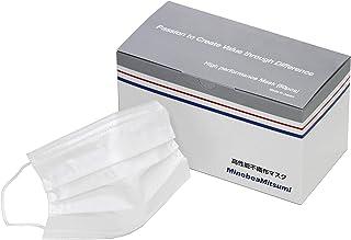 ミネベアミツミ 超精密加工部品メーカーが国内クリーンルームで生産し販売 ウイルスろ過効率99%のフィルター(VFE)を採用 日本製 50枚入