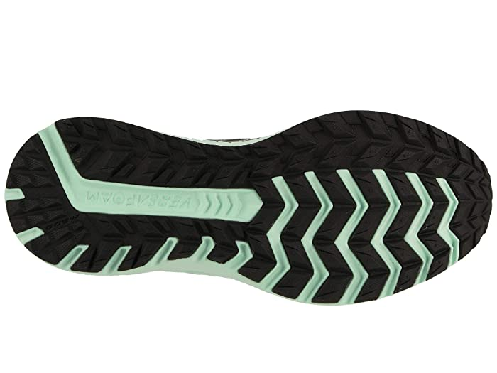 Saucony Cohesion 10 Running Shoe Review with green heels