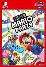 Super Mario Party | Nintendo Switch - Código de descarga