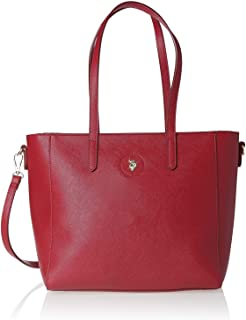 حقيبة جونز من يو اس بولو, , Red (Red) - BIUJE0661WVP400
