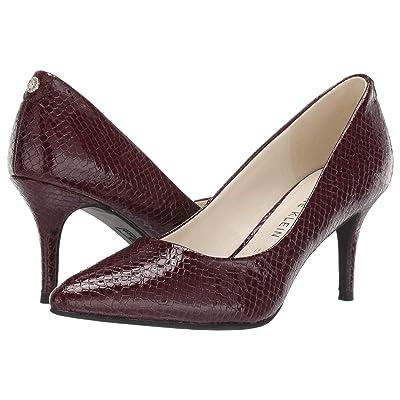 Anne Klein Kimery (Wine Snake) High Heels