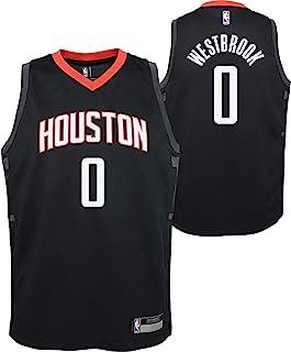Westbrook 2020 All-Star Herren Fan Edition Bestickte Weste Jugend Outdoor Schnell Trocknend Atmungsaktiv Mesh Sweatshirt S-2XL Russell Westbrook #0 Rockets Basketball Jersey