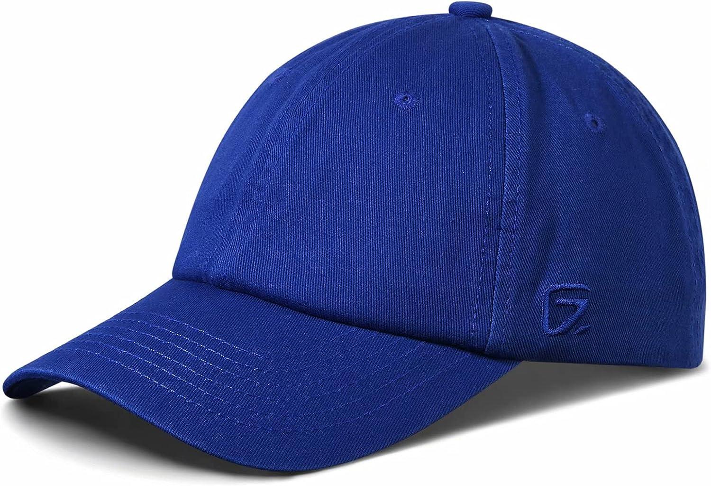 GADIEMKENSD Cotton Baseball Cap Dad Hat Unisex - Unstructured Soft