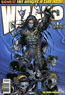 Wizard: The Comics Magazine #76A VG ; Wizard comic book