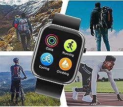 Smart Horloge Smart Horloge Activiteit Fitness Tracker Volledige Touch Call Mode Sport Mode Zakelijke Waterdichte Hartslag...